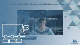European Zero Defect Manufacturing ZDM Landscape State of Play