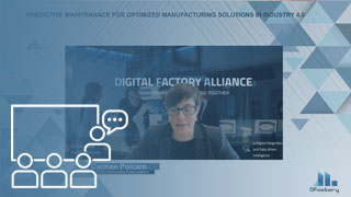 Predictive Maintenance for Optimized Manufacturing Solutions in Industry 4.0